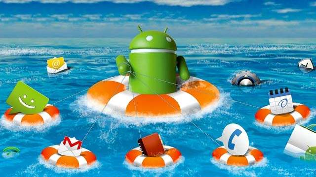Making Backup is essential to make sure no Data is lost on your Android Device