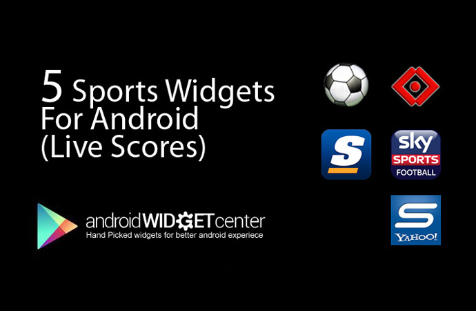 Android-Sports-Widgets