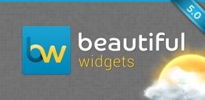 Beautiful Widgets
