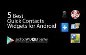 Contatc-Widgets
