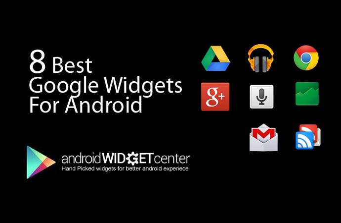 Google-Widgets