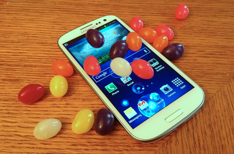 What are Jelly Bean new features?