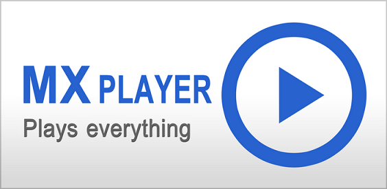 MX Video Player supports almost all the video formats and codecs