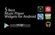 Music-Widgets