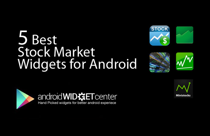 Stock-Market-Widgets