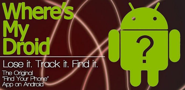 How to locate a lost android phone or tablet