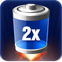 2x Battery - Battery Saver Icon
