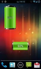 Dual Battery Widget