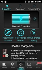 Battery Saver Du&Switch Widget