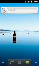 Cola Battery Widget