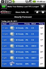 KSFY WX Android Weather app