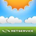 MetService Android Weather App