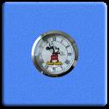 Mickey Mouse Clock Widget