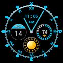 Android Super Clock Widget