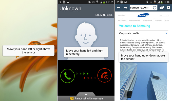 Air Browse on Galaxy S4