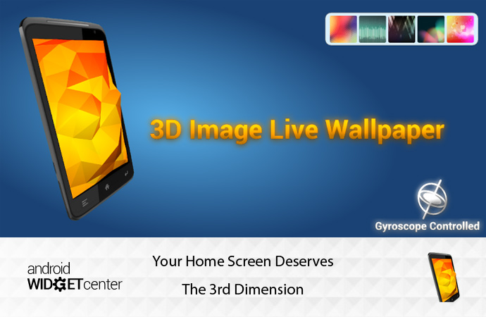 Android-3D-Live-Wallpaper