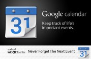 Android Google Calendar