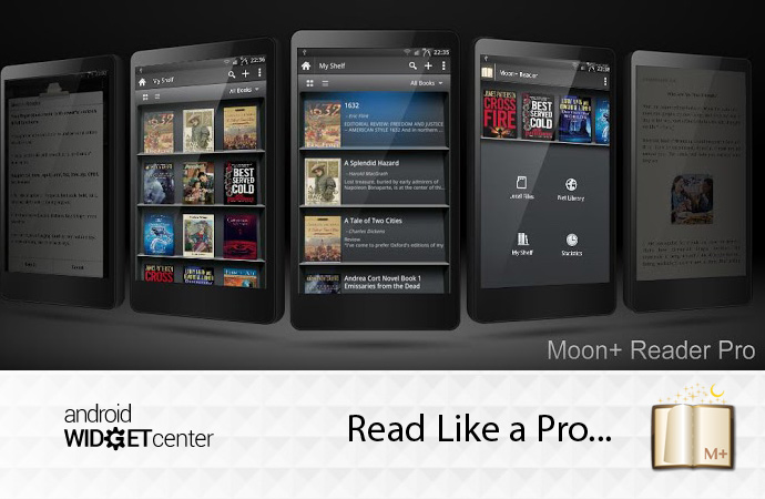 best ereader app for android tablet 2013