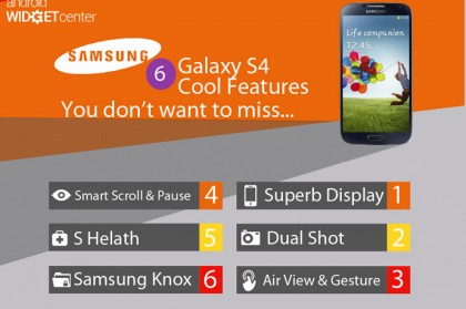 Galaxy-S4-Features