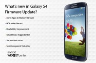 Galaxy S4 New Update