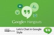 Hangouts Features