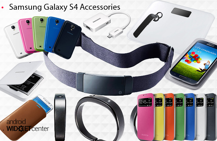 Sasmung-Galaxy-S4-Accessories
