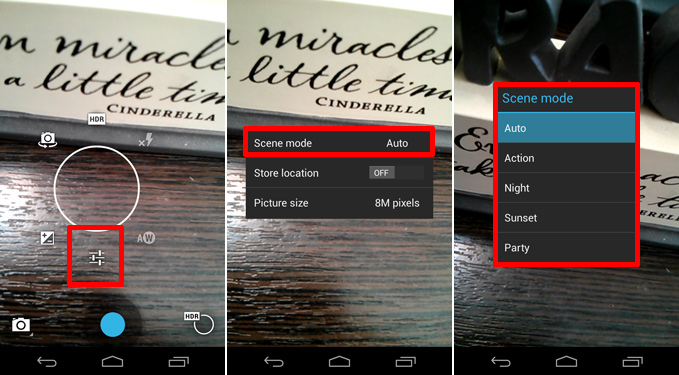 Change-camera-modes-on-Nexus-4