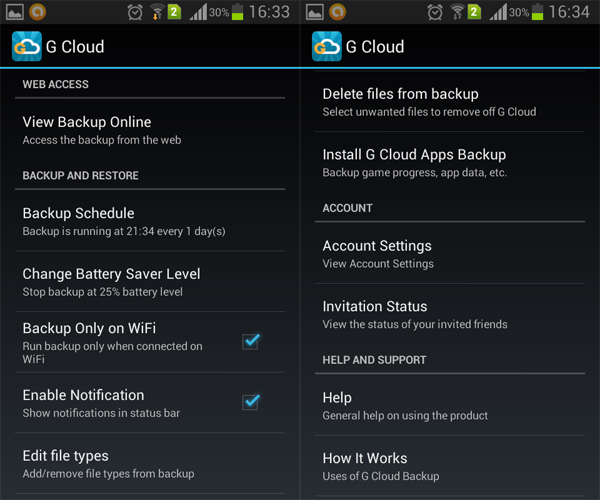 G-Cloud-Backup-Settings