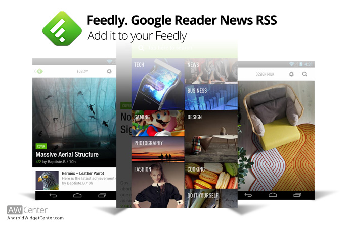 Google-Reader-News-RSS