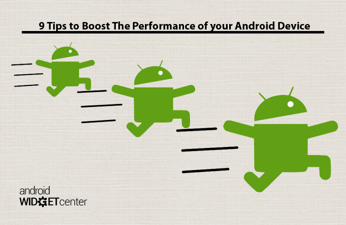 Speed-Up-Android-phone