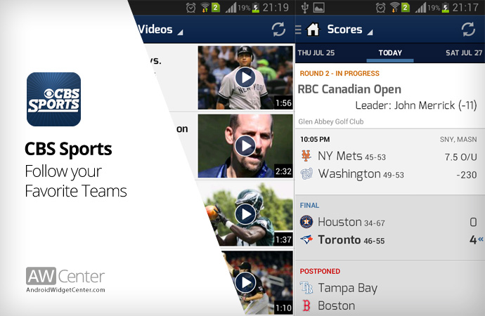 Sports-Android-App