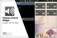 Volume-Control-Widget-for-Android