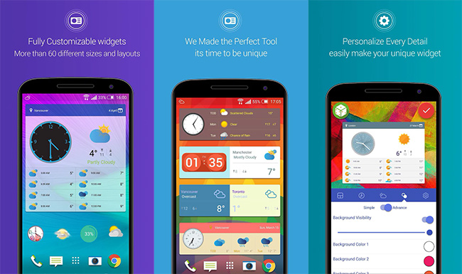 10 Best Android Clock Widgets April 2015 Aw Center