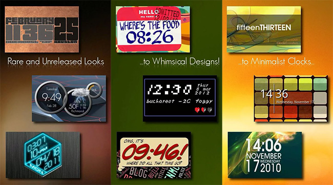 08-Best-Android-Clock-Widgets-One-More-Clock-Widget