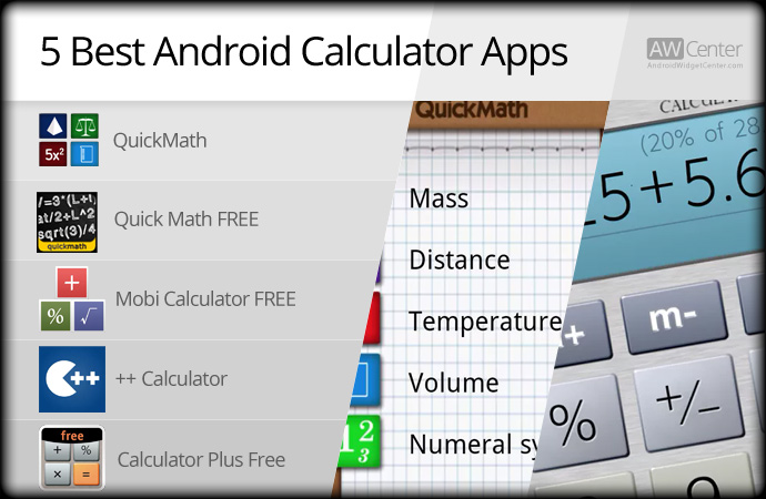 Android-Calculator-Apps