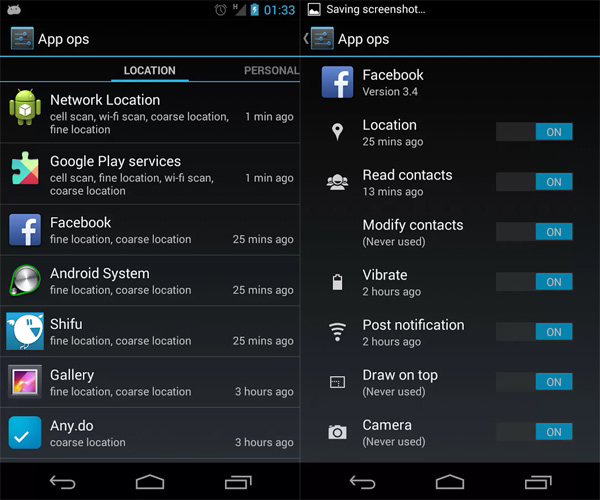 Android-Permission-Manager