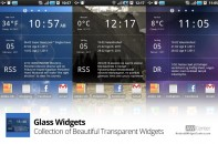 Android-Transparent-Widget