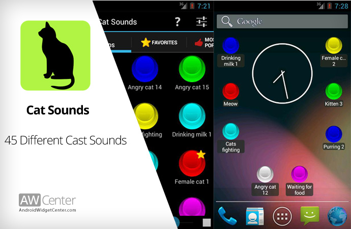 Cat-Sounds-on-Android