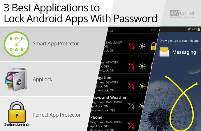 Lock-Android-Apps-With-Password