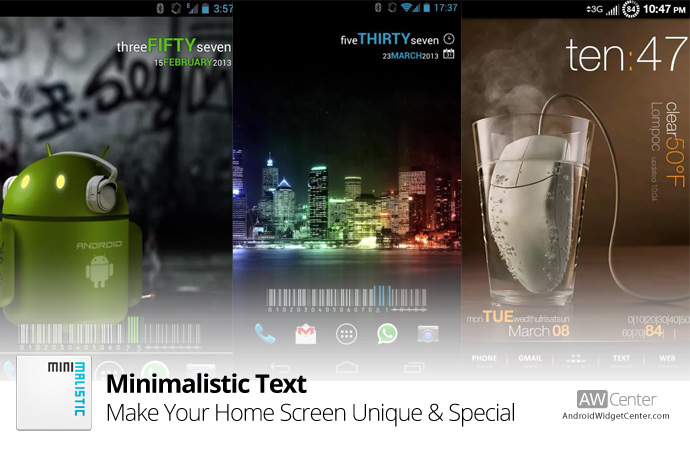 Make-Your-Home-Screen-Unique