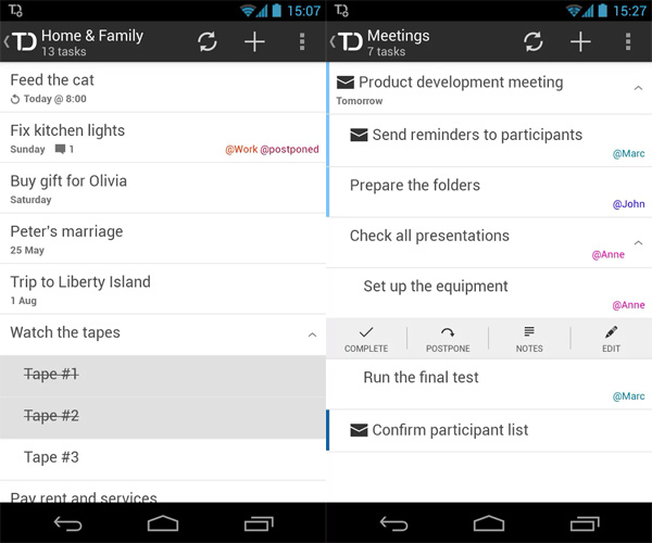 Todoist-for-Android