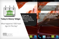 History-Widget-for-Android