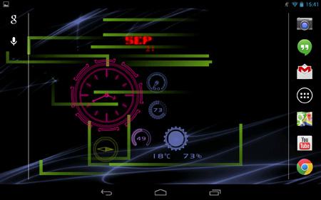 Neon-Clock-GL-Live-wallpaper