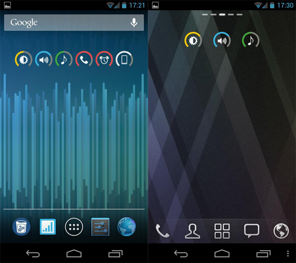 Slider-Widget---Volumes