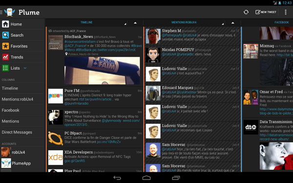 Twitter-Client-for-Android