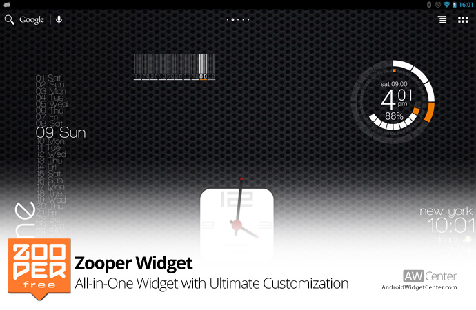 Widget-with-Ultimate-Customization