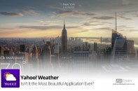 Yahoo-New-Weather-Widget