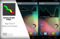 Android-Battery-Graph-Widget