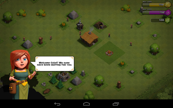 CoC-Android-Game