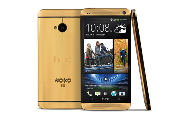 Golden-HTC-One